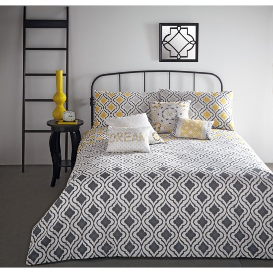 Appletree Ikat Duvet Cover Set