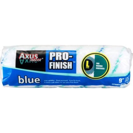 Axus Blue Pro-Finish Roller Sleeve