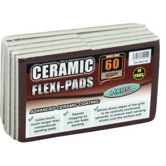 Axus Ceramic Flexi-Pad