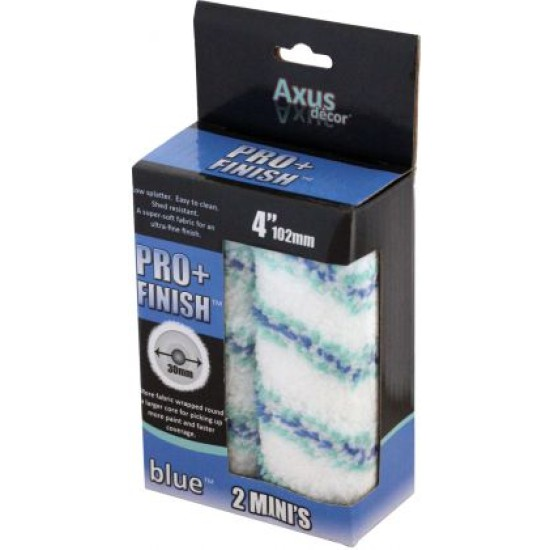 Axus Pro Plus Finish Mini Roller Sleeve
