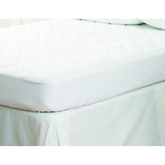 Belledorm Quilted Cotton Mattress Protector