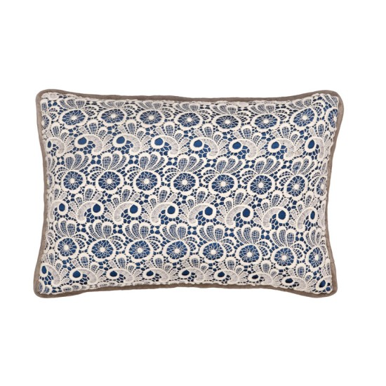 Christy Lace Boudoir Cushion
