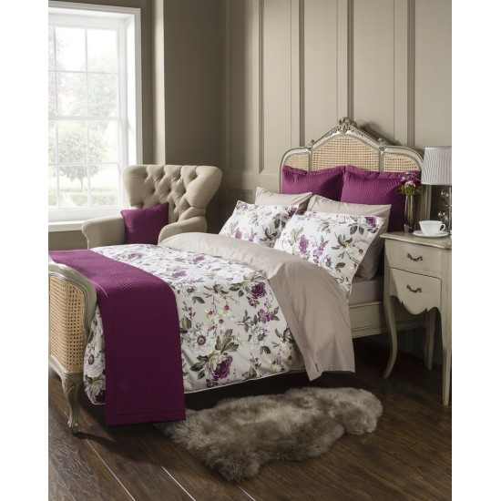 Christy Orchid Duvet Cover