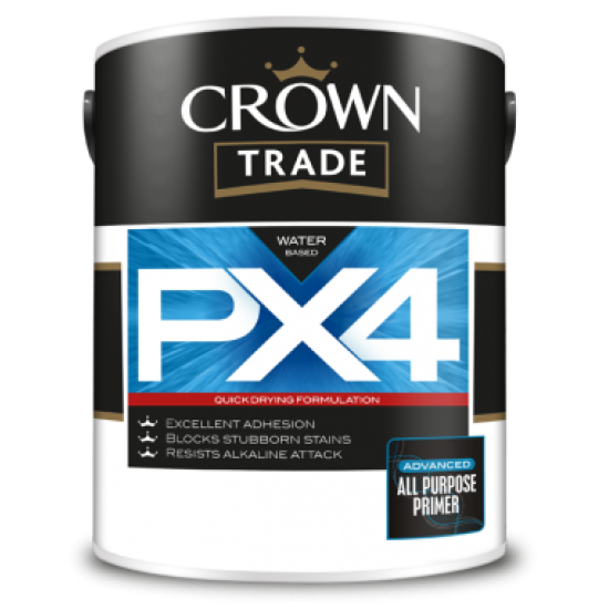 Crown Trade PX4 All Purpose Primer