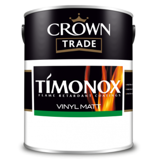 Crown Trade Timonox Flame Retardant Coating