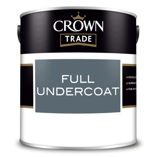 Crown Trade Undercoat Colours 2.5lt
