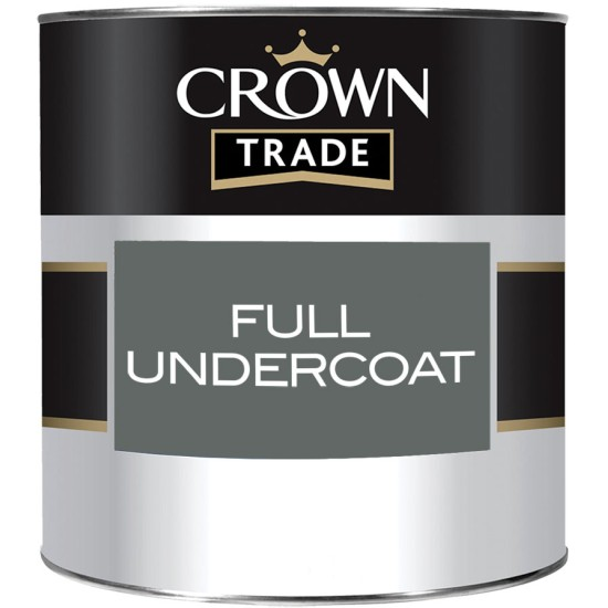Crown Trade Undercoat Colours