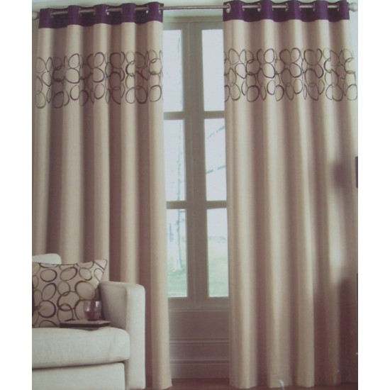 Curtina Halo Eyelet Curtains