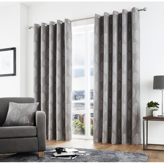 Curtina Helsinki Eyelet Curtain