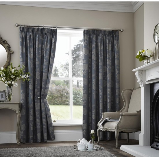 Curtina Palmero Scroll Curtains