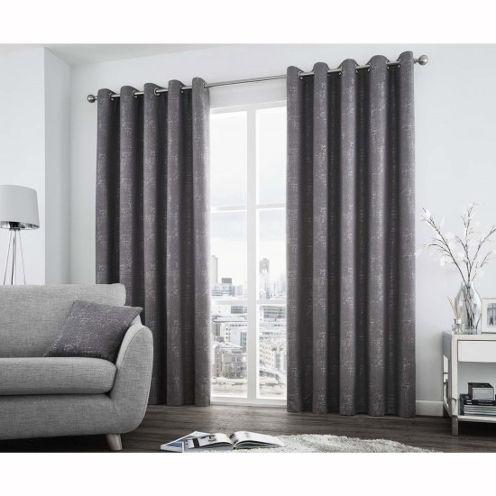 Curtina Solent Eyelet Curtain