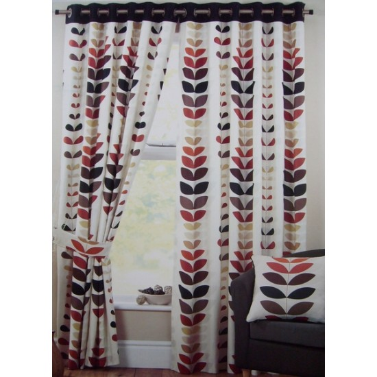 Curtina Zest Eyelet Curtains