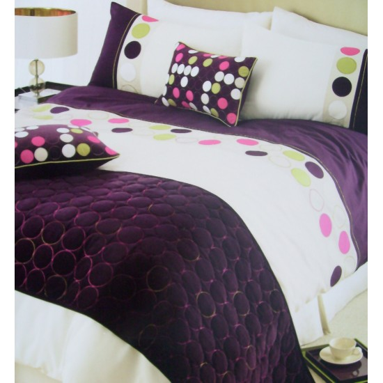 Dreams and Drapes Arezzo Duvet Cover Set
