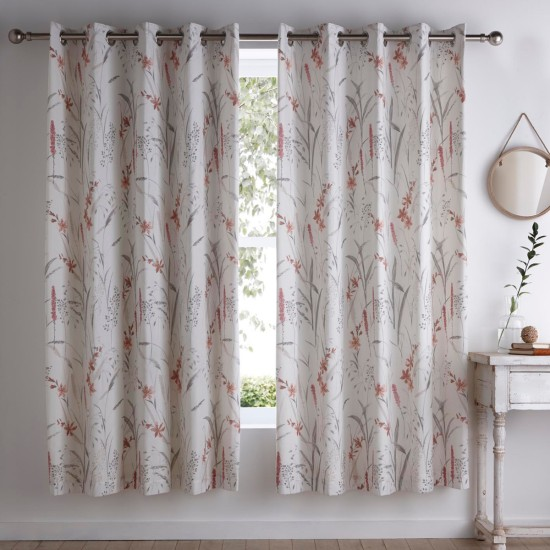 Dreams and Drapes Celine Eyelet Curtains