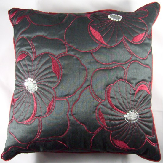 Dreams and Drapes Dauphine Cushion