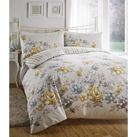 Dreams and Drapes Deborah Duvet Cover Set