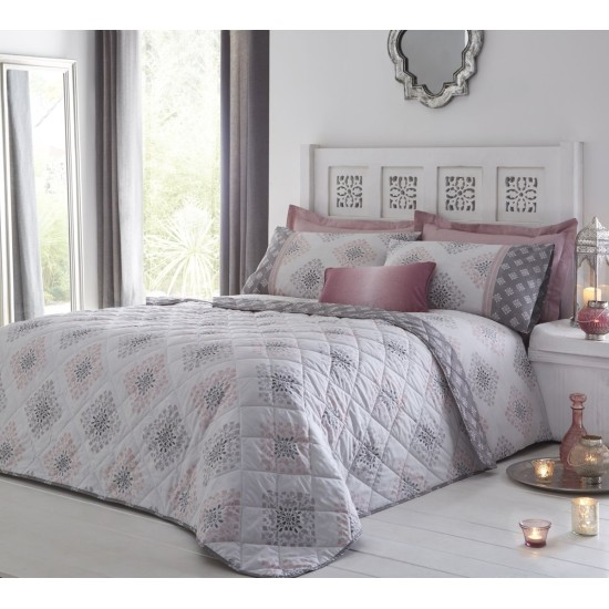 Dreams and Drapes Indra Bedspread