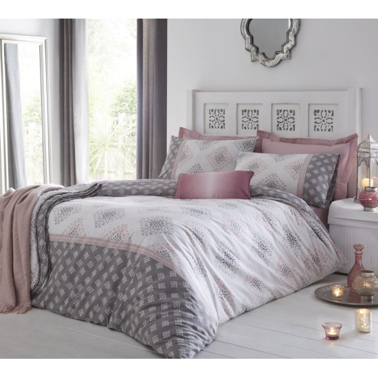 Dreams and Drapes Indra Duvet Cover Set