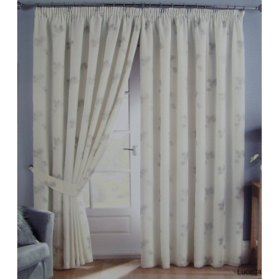 Dreams and Drapes Lucetta Voile Curtains