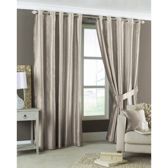 Dreams and Drapes Luxur Eyelet Curtains