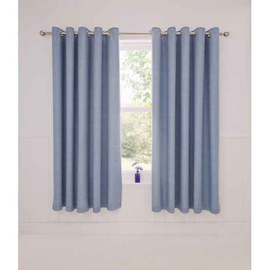 Dreams and Drapes Rathmore Eyelet Curtains
