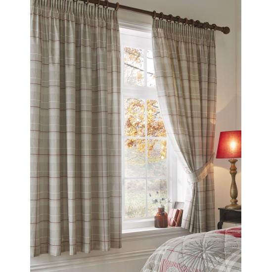 Dreams and Drapes Tatton Patchwork Curtains