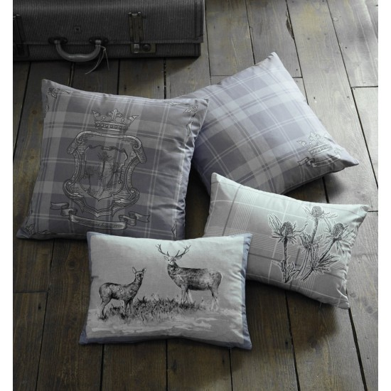 Dreams and Drapes Tatton Patchwork Cushion