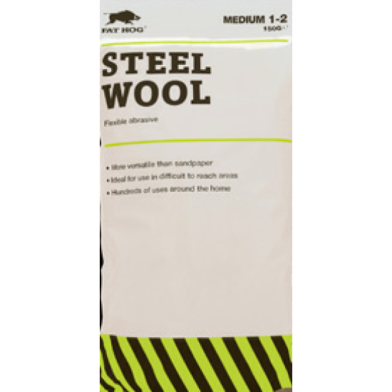 Fathog Steel Wool