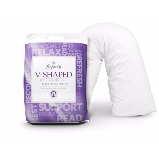 Fogarty V Shaped Pillow