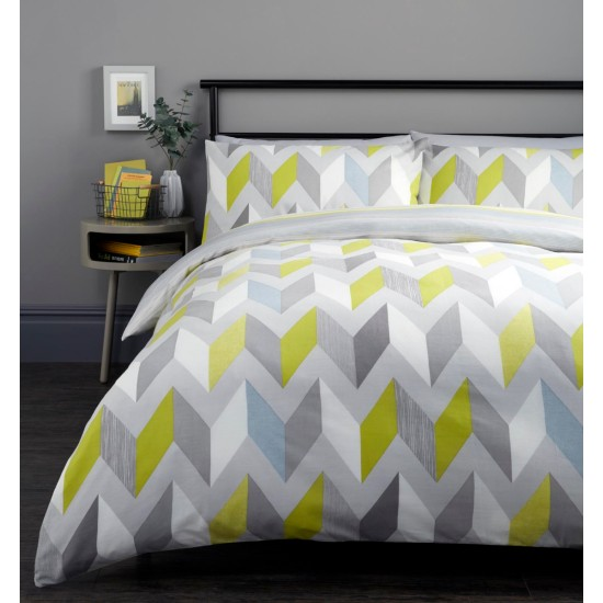 Fusion Grafix Duvet Cover Set