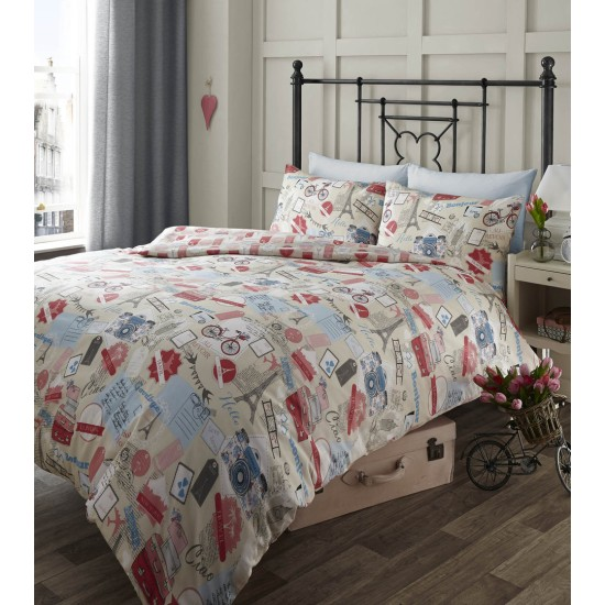 Fusion Journey Duvet Cover Set