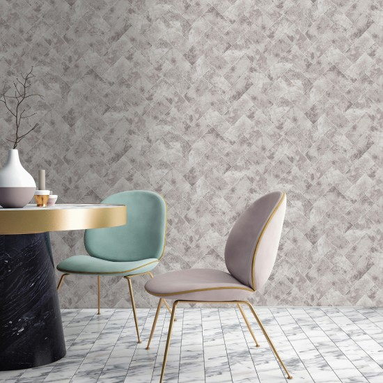 Graham and Brown Contour Travertino Wallpaper