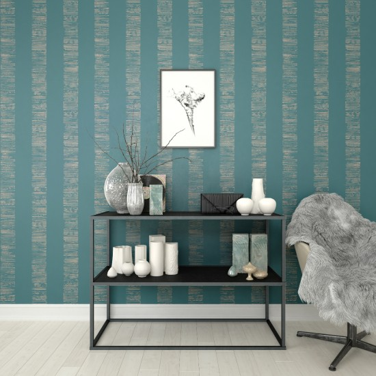 Graham and Brown Mara Stripe Wallpaper
