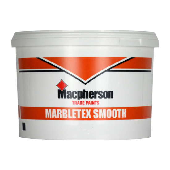 Macpherson Marbletex Smooth Masonry Paint Colours