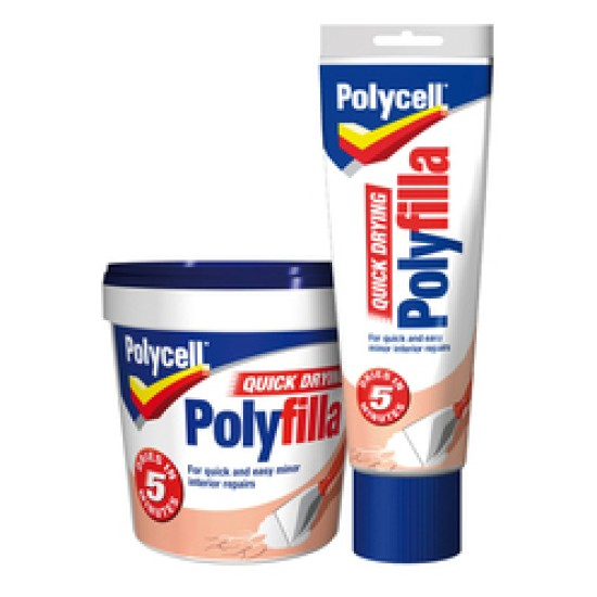 Polycell Quick Drying Polyfilla 363g