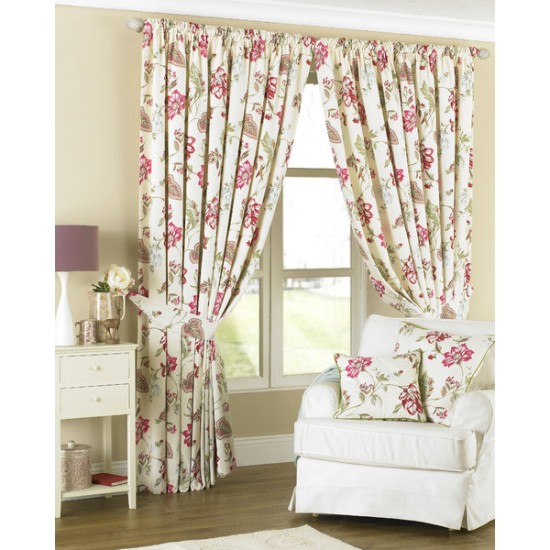Riva Ascot Curtains
