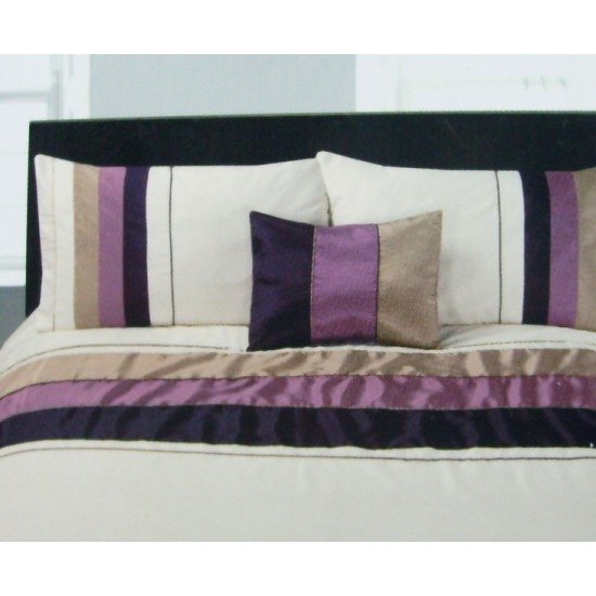 Soul Colour Block Duvet Cover Set