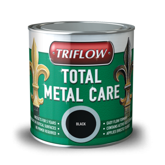 Triflow Total Metal Care Hammer Finish Paint