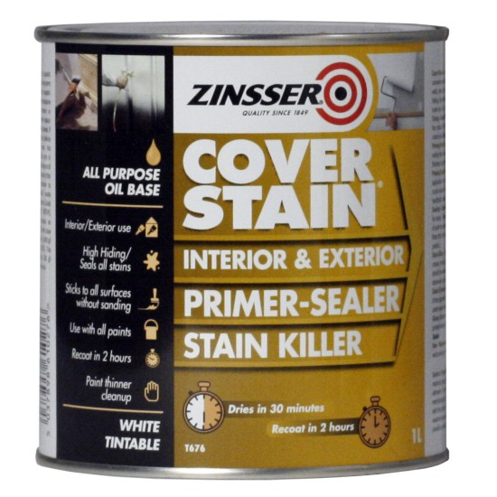 Zinsser Cover Stain White